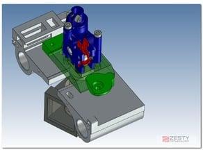 Robo3D quick release mount