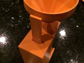 3D Printed Water Clock