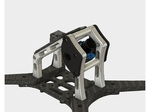 Seeker Cage FPV cam Mount
