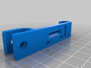 Endstop Mount for X axis for Proto-Plastik Club