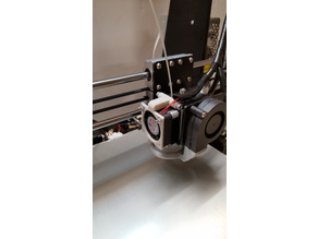 Anet A8 Extruder Fan Modification