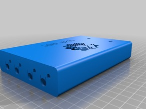 USRP B200/B210 case