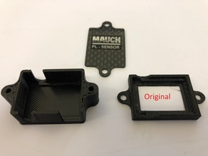Mauch PL Sensor Board - bottom cover