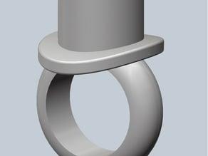 finger ring zylinder