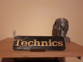 big Technics logo