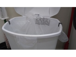 Trash Bag Clip
