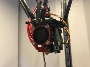 1730 Hotend mount for RobotDigg effector