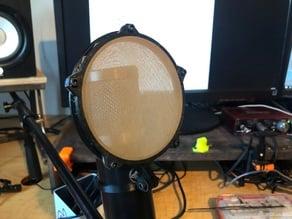 Anti Pop for Microphone recording anti popper filter