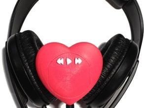 Makerbot Mixtape Heart