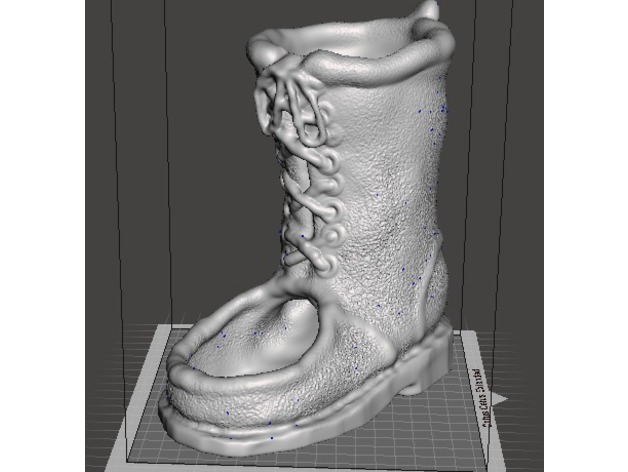 Dice Boot (Dice Tower) by rexxthunder - Thingiverse 533271d9742d