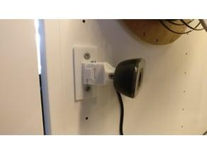 Ikea Stuva Cabinet - Logitech C270 Camera mount