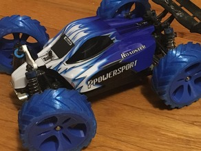 Tozo RC Rim and Tires