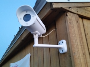 Aerial Vista Security Camera w/Motion for Raspberry Pi