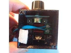 Dimmer 220v scatola box