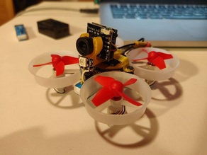 Cyclops3 mount for Acrobee tiny whoop