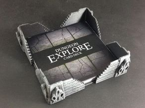 Dungeon Explore Card Tray