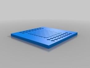 Chess Set Flat