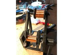 Manual ETD59 Coil Winder