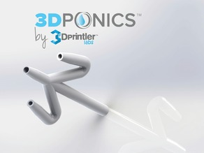 Standard Conduit - 3Dponics Vertical Garden