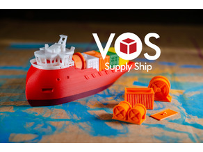 VOS - the Supply Ship