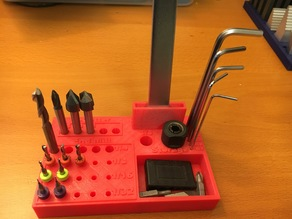 CNC Tool Organizer