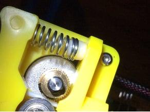 Filament slip fix