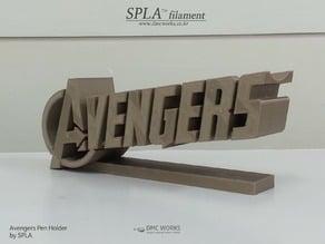 Avengers Pen Holder