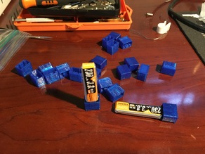 Inductrix FPV Battery Cap - Flex