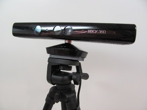 TriK Tripod Adapter for the Kinect