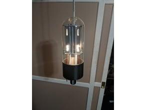 Vacuum Tube Pendant light
