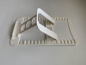 Adjustable IPAD Stand (extended remix)