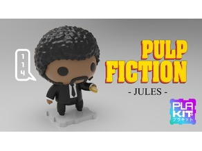 Pulp Fiction Jules