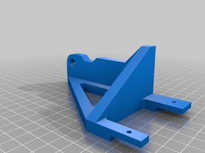 Anet A8 Front Brace by Leo_N Remix