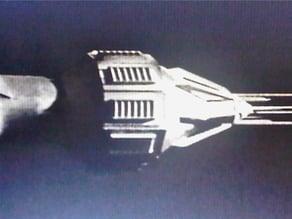 Blake's 7 System pursuit ship