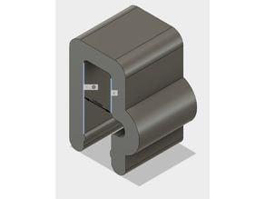 1.75 mm Clip for a Clas Ohlson filament role