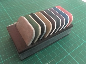 Micro-Mesh Sanding Pad Holder
