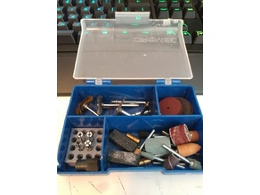 Dremel Collet Holder for Small Bit Case