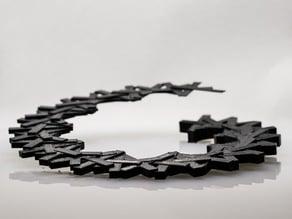 Nonagon Spiral