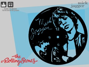 Reloj Mick Jagger
