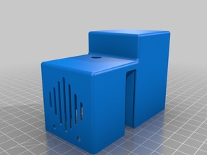 Official ADIMLabs Extruder Stepper Cover