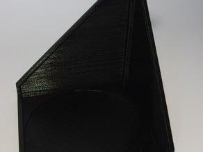 Large acetone shelf for Prusa i3