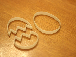 Easter Biscuit / Cookie cutter