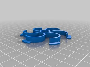 My Customized Springy Spool Hub 3