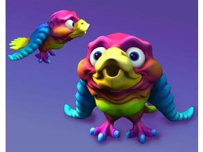 Bird Birb Birdie - Sharpener and Pencil Holder
