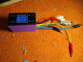 Wattmeter case