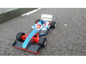 HPD F1 Lexan Body version