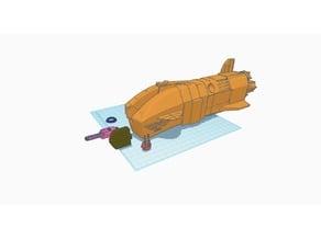 Cargoship AT Scale