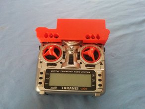 Taranis X9D switch and antenna cover