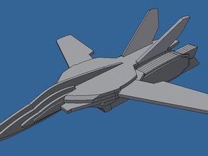 Macross/Robotech VF-1a Veritech Fighter