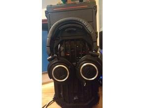 headphone holder- stand- PC